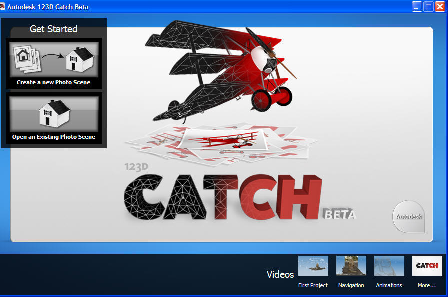 123d catch free download for pc