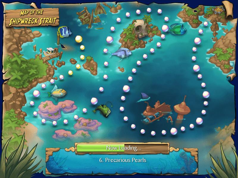 Shipwreck Strait