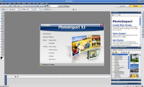 TÉLÉCHARGER PHOTOIMPACT XL