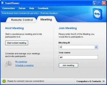 TeamViewer 7 0 Download (Free) - TeamViewer exe