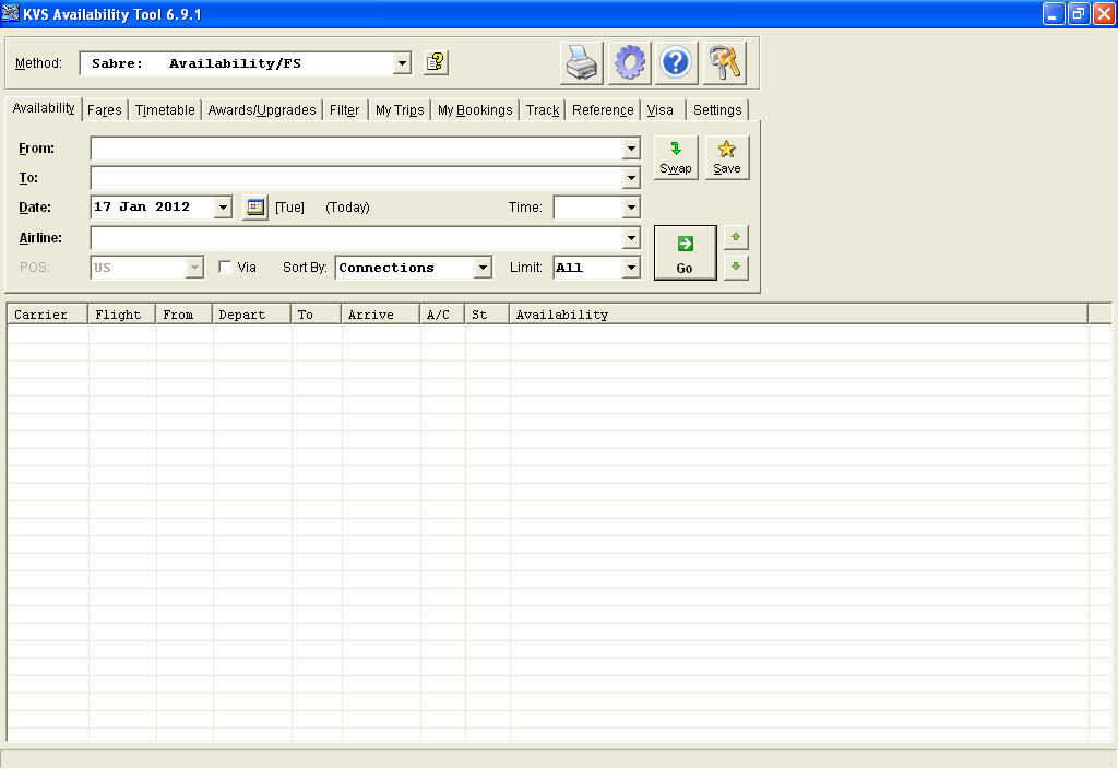 KVS Availability Tool  Get the software safe and easy