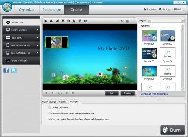 wondershare dvd slideshow crack download