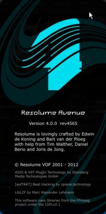 Resolume Avenue Download Free Version (Avenue exe)