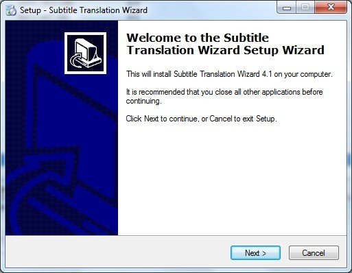 Subtitle Translation Wizard  Get the software safe and easy