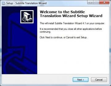 subtitle translation wizard v4.1.final