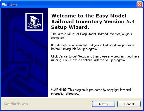 Easy Model Railroad Inventory 5 4 Download Free Trains Exe