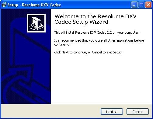 Resolume DXV Codec - Informer Technologies, Inc