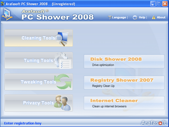 CLEANING OPTIONS