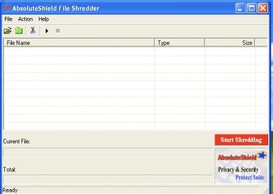 sysshield file shredder