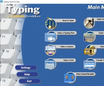 Typing quick & easy   individual software.