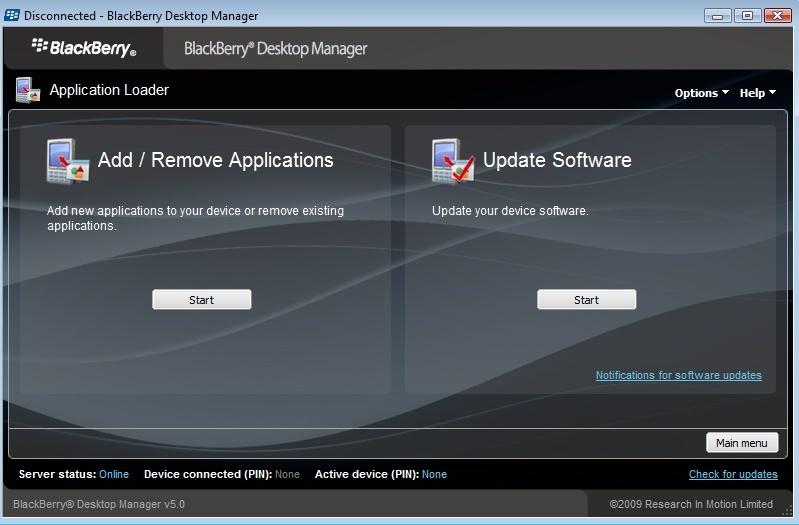 bb desktop manager 7.0.0.32