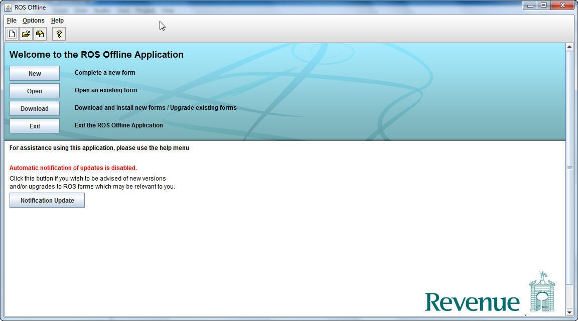 ROS Offline Application 1 0 Download (Free)