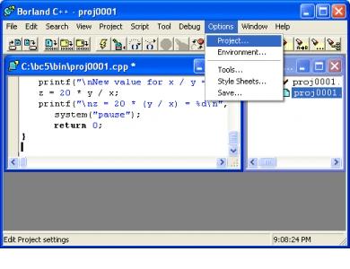 Borland C++ Compiler