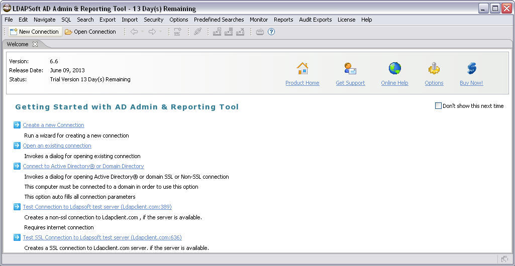 AD Admin And Reporting Tool - Software Informer  AD Admin