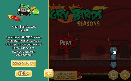 angry birds seasons activation key for pc free download