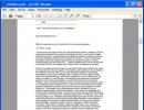 Reading a PDF File
