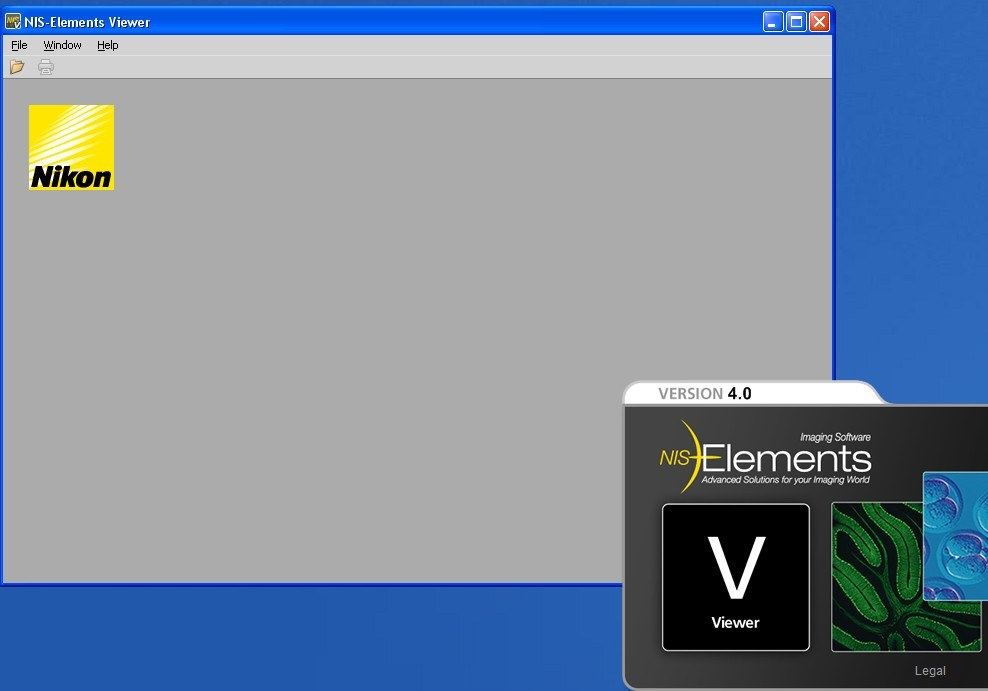 NIS-Elements Viewer 4 0 Download (Free) - Viewer exe