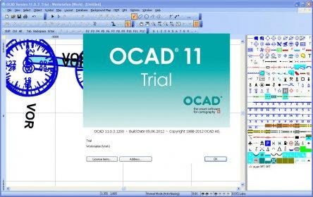 Ocad 11 0 Download Free Trial Ocad 11 Professional Exe