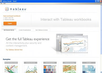 Tableau Reader 10 4 Download (Free) - Icon9388C531 exe