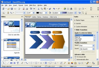 Openoffice. Org 3. 3. 0 download for windows / filehorse. Com.