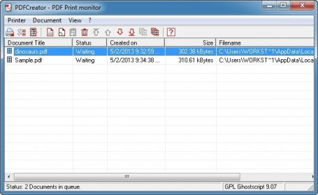 PDFCREATOR 1.2.2 TÉLÉCHARGER