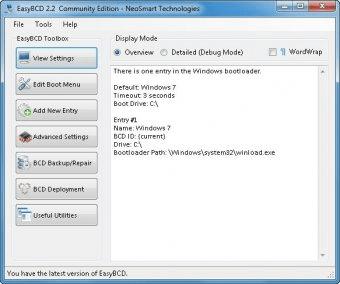 easybcd 1.7.2 gratuit