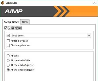 AIMP 4 5 Download (Free) - AIMP3 exe