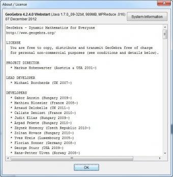 geogebra 4.2 gratuit