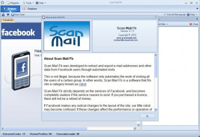 Scan Mail Fb Download - With Scan Mail Fb it is possible to capture
