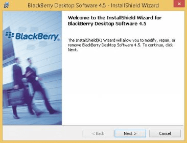 BlackBerry USB and Modem Drivers Download - It installs the