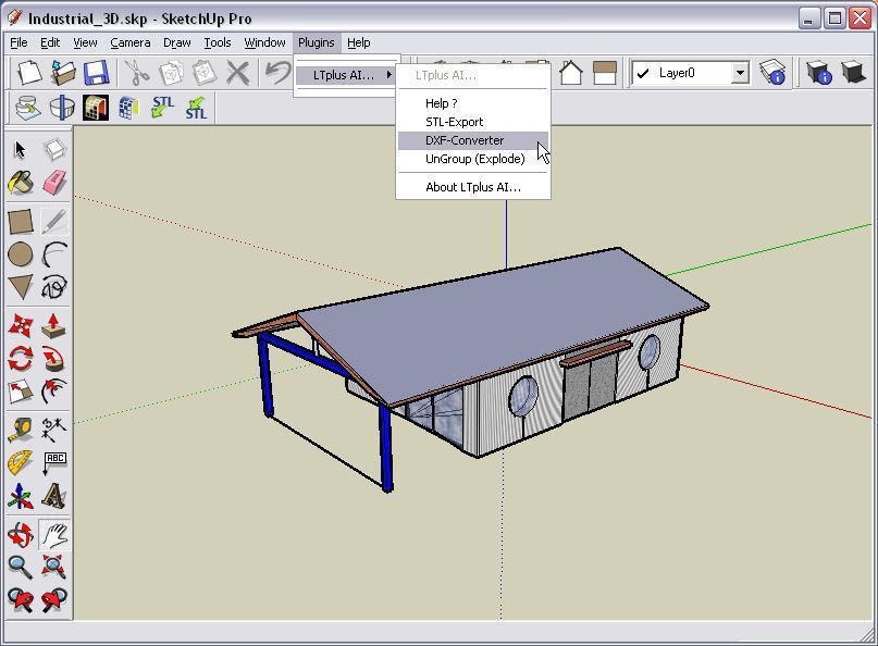 LTplus SketchUP Plugin 7 1 Download