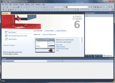Atmel Studio 6 0 Download (Free) - atmelstudio exe