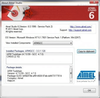 atmel avr studio 6.2 free download