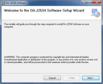 DA J2534 Software 3 4 Download (Free) - pdfEdit995 exe