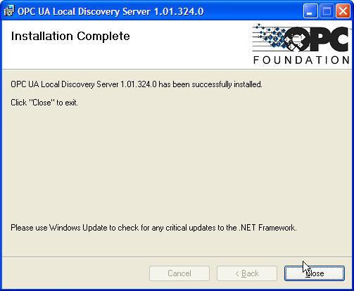 OPC UA Local Discovery Server 1 0 Download (Free) - Opc Ua