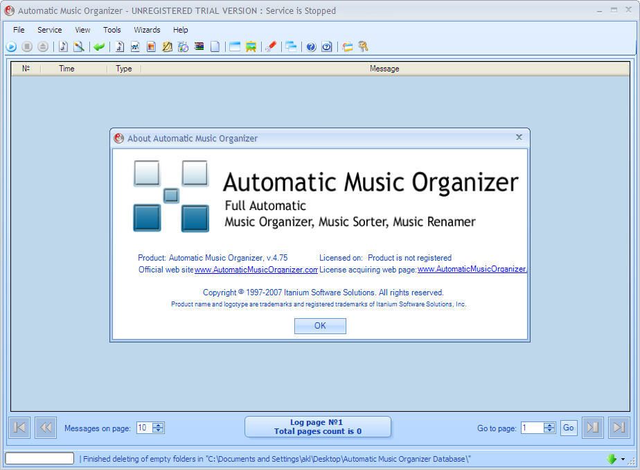 Automatic Music Organizer  Get the software safe and easy