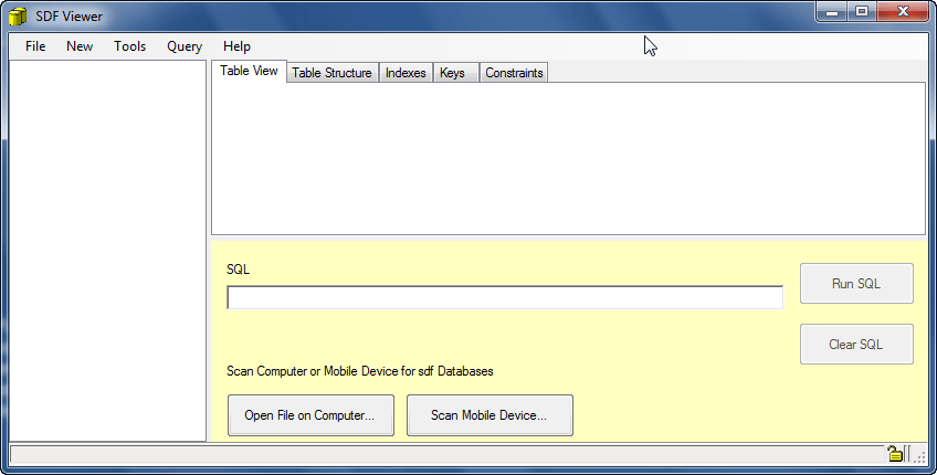 SDF Viewer  Get the software safe and easy