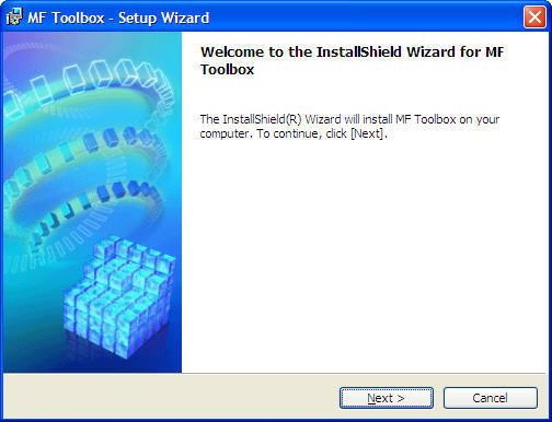 Canon toolbox software