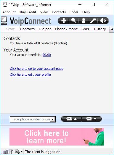 GRATUIT CRACK TÉLÉCHARGER VOIPCONNECT