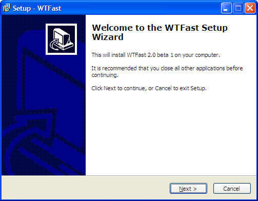 WTFast  Get the software safe and easy