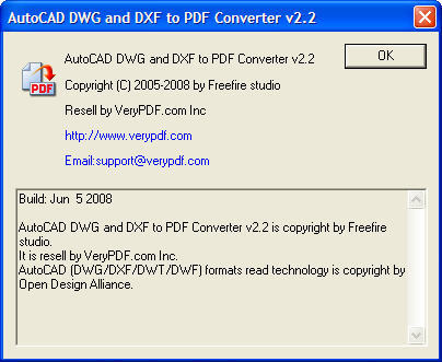AutoCAD DWG and DXF To PDF Converter  Get the software safe and easy