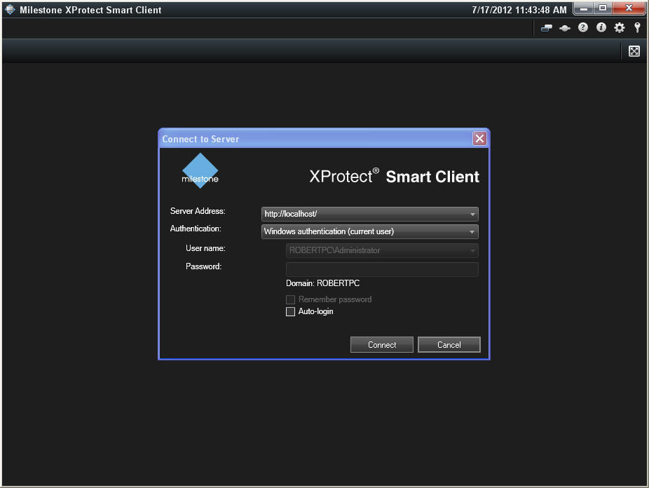 Milestone XProtect Smart Client  Get the software safe and easy