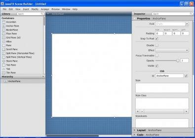 JavaFX Scene Builder 2 0 Download (Free) - scenebuilder exe