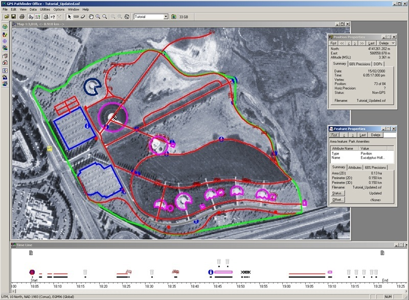 GPS Pathfinder Office 4 2 Download - PFOffice exe