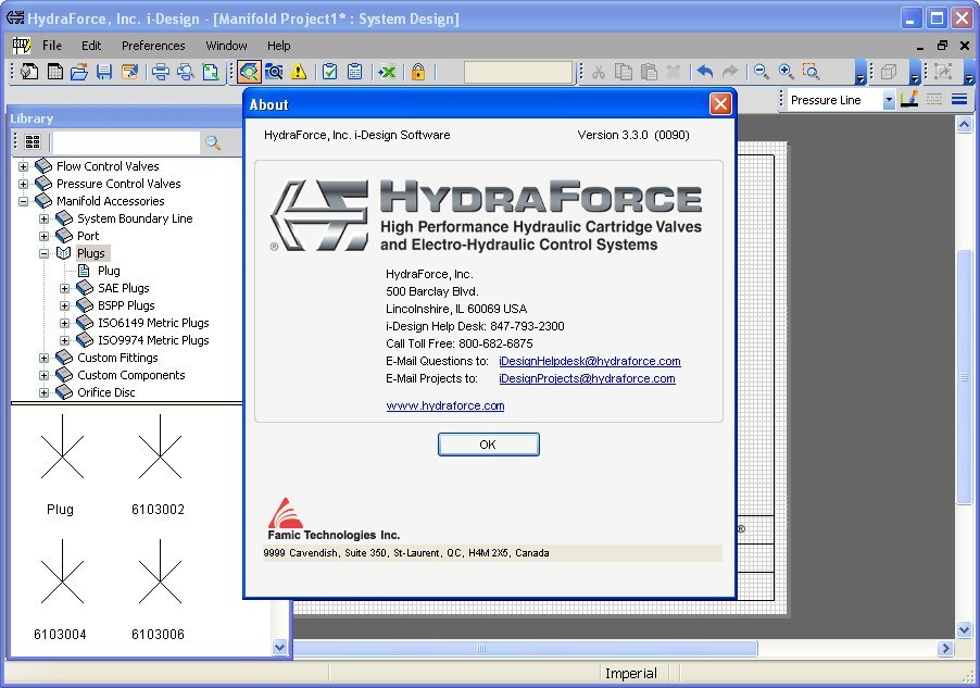 HydraForce i-Design 3 3 Download (Free) - HydraForce exe