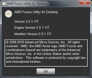 amd fusion for gaming utility download