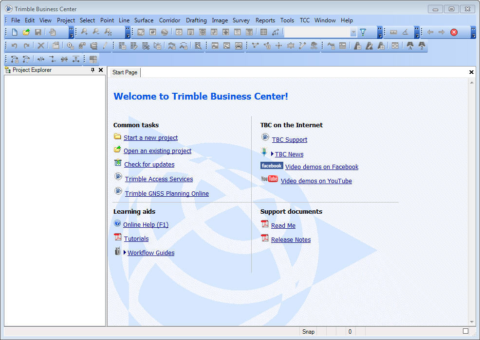 Trimble Business Center 2 4 Download (Free trial
