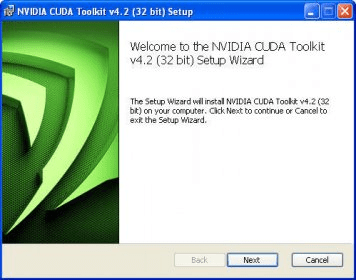 NVIDIA CUDA Toolkit 4 2 Download (Free) - browser exe