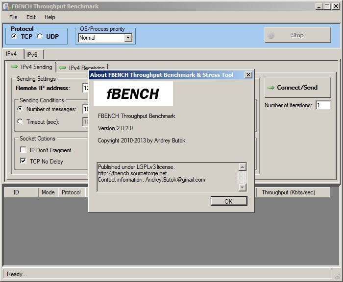 FBENCH 2 0 Download (Free) - fbench exe