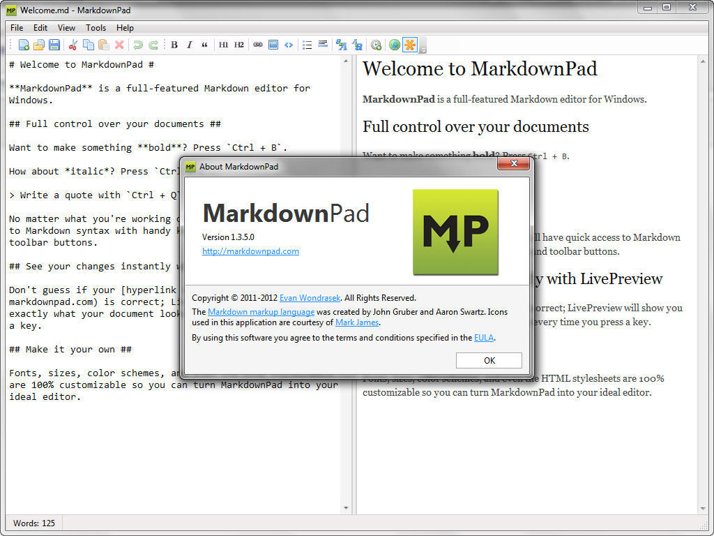 MarkdownPad  Get the software safe and easy